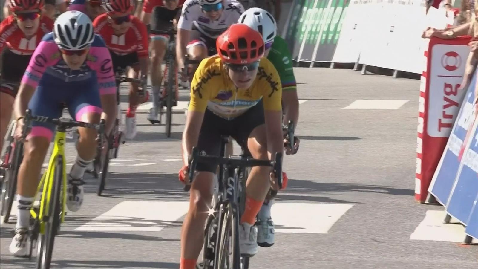 Opnieuw een overwinning voor Marianne Vos in Womens Tour of Norway