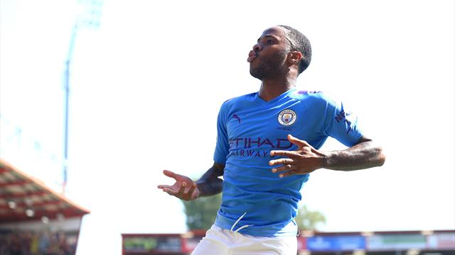 Sterling held Real Madrid talks - report