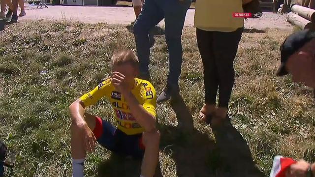Her blir Tobias Foss historisk som første norske vinner av Tour de l'Avenir