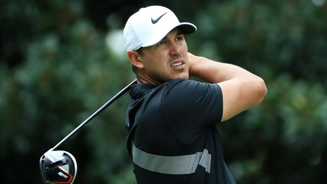 'Dinged up' Koepka ready to test injured knee in Abu Dhabi