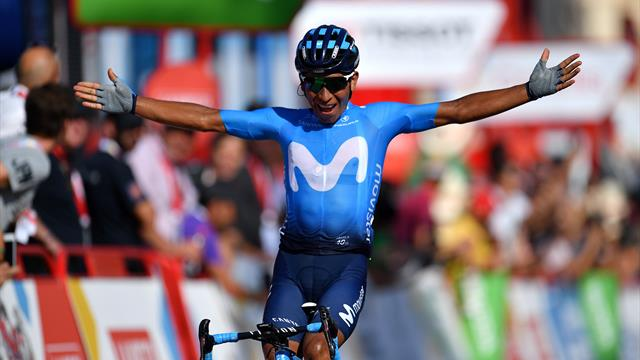 Wiggins: Quintana has set his stall out to win La Vuelta