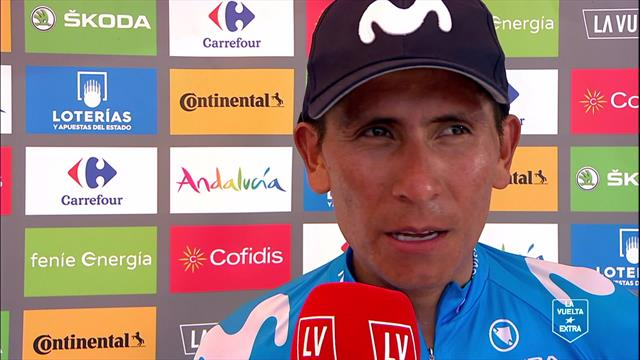Quintana reflects on 'special' victory after Stage 2 attack