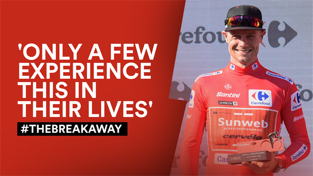 #TheBreakaway: 'Only a few ever experience this' - Nico Roche