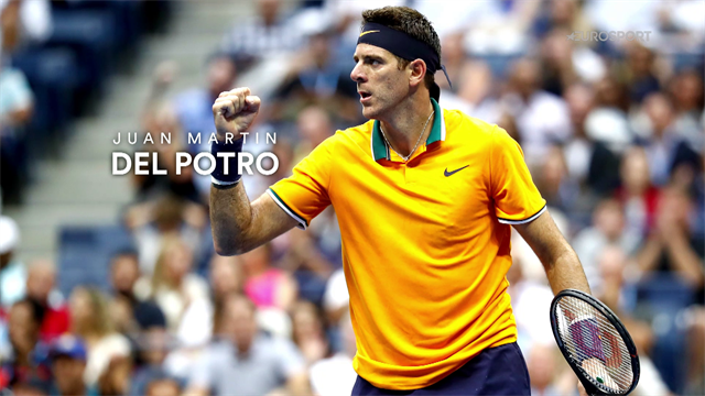 Beat Destiny: Glory and adversity for Del Potro in incredible journey