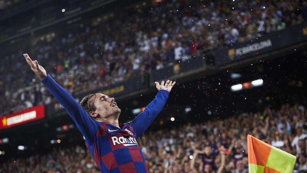 Antoine Griezmann Player Profile Football Eurosport Uk