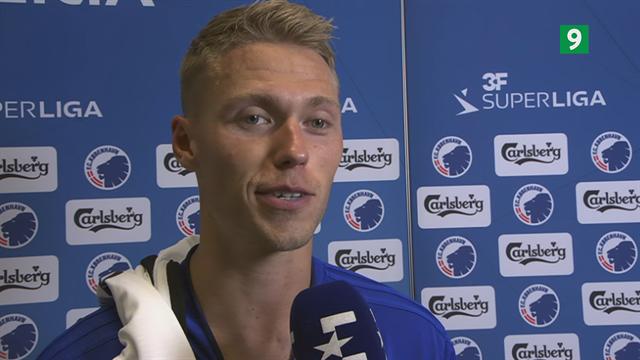 Viktor Fischer efter 'ufortjent' sejr over FC Nordsjælland: Jeg er pisse træt