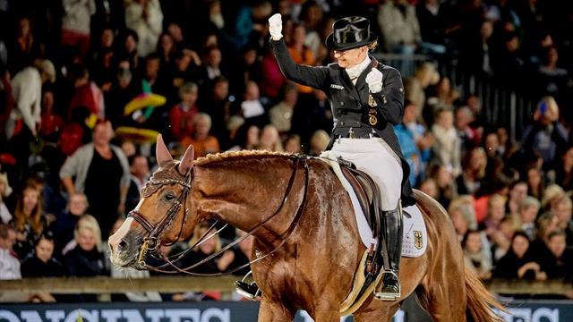 Isabell Werth holt in Rotterdam 20. EM-Titel
