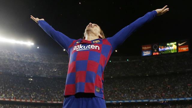 Barça-Kantersieg: Griezmann-Jubel sorgt für Aufsehen