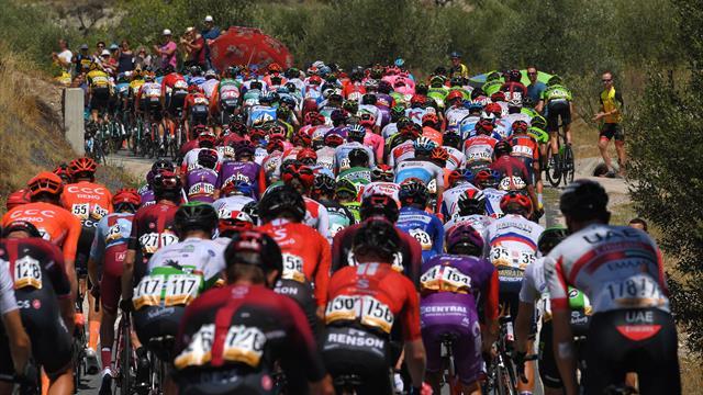 Startliste: Alle Teams und Fahrer der Vuelta 2019