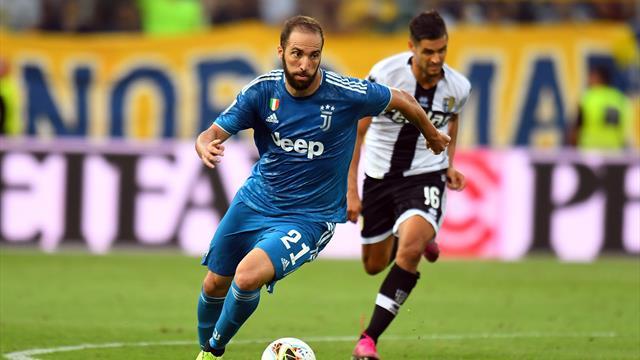 Juventus-Parma: probabili formazioni e statistiche