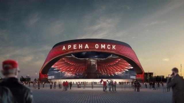 «Авангард» представил дизайн новой «Арены-Омск». Она похожа на берлинскую «Мерседес-Бенц Арена»