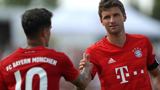 Coutinho: Dieser Bayern-Star half mir bei der Eingewöhnung