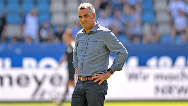 Abschied mit Ansage: Bochum trennt sich von Trainer Dutt