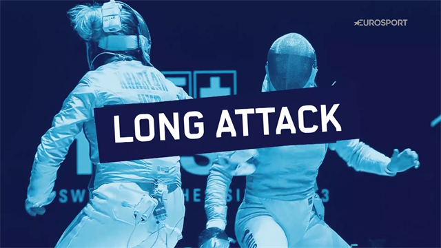 60 Second Pro - Olga Kharlan explains the secrets of the 'long attack' in fencing