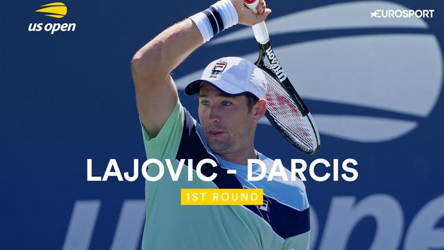 US Open samenvatting | Darcis - Lajovic