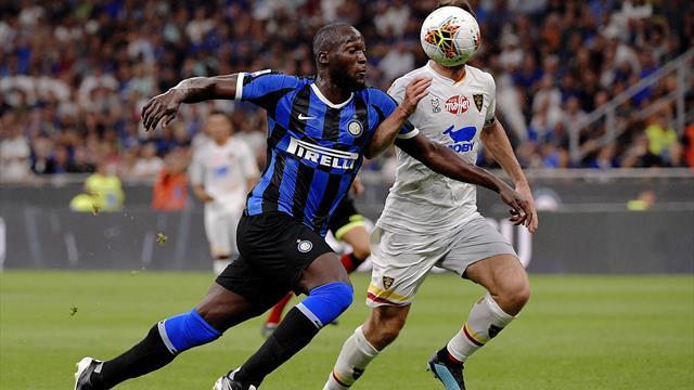Lecce-Inter: probabili formazioni e statistiche