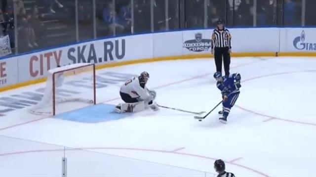 Хоккеист СКА исполнил гениальный буллит – ты пересмотришь это видео 5555 раз