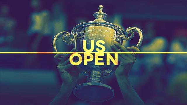 Графикът за втория ден на US Open е тук