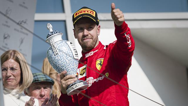 Vettel seeking Belgian break at happy hunting ground