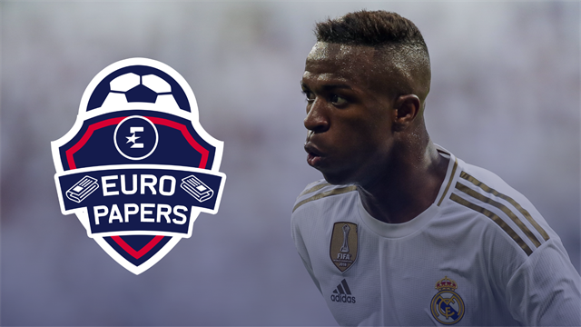 Euro Papers Will Madrid Sacrifice Vinicius To Land Neymar Ahead Of Barca