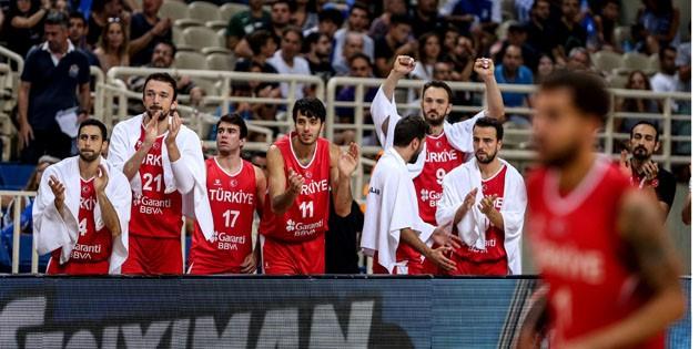 Türkiye A Milli Basketbol Takımı