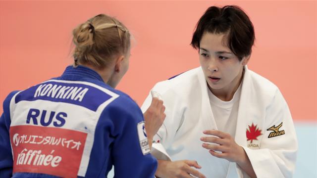WK Judo | Deguchi zorgt voor primeur op WK