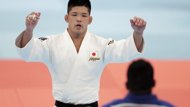 WK Judo | Shohei Ono pakt goud voor thuispubliek