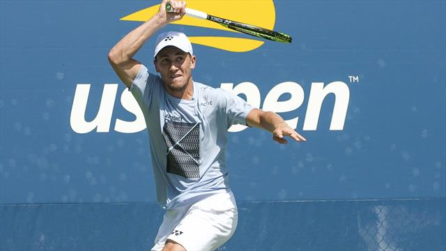 Ruud ute av ATP-turneringen i Paris