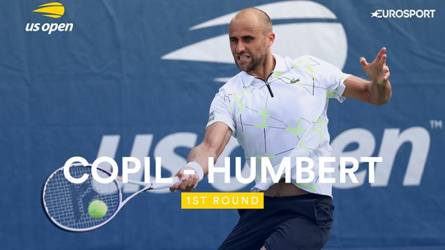 Monfils qualifié sans trembler au 3e tour — US Open