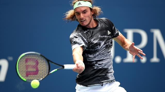 'You're all weirdos' - Uninspired Tsitsipas lashes out at umpire during US Open loss