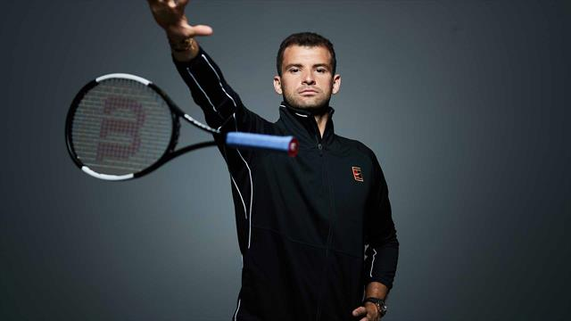 Григор Димитров срещу Борна Чорич на живо по Евроспорт 2