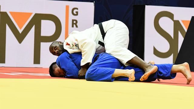 60 Seconds Pro | Tipps vom Judo-Profi: Teddy Riner zeigt, wie's geht