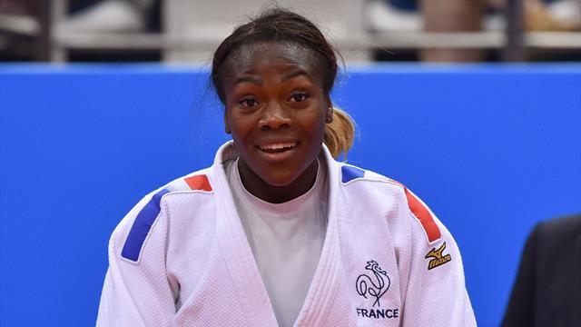 Un quadruplé aux Mondiaux et Agbegnenou entre dans l'histoire du judo français