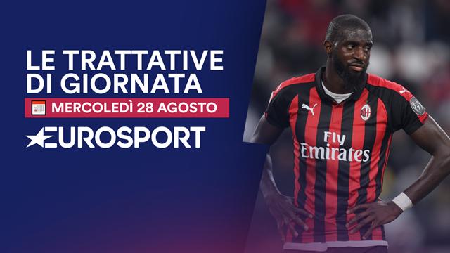 Clamoroso ritorno di Bakayoko al Milan? La giornata di calciomercato in 1 minuto
