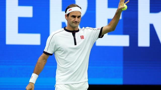 US Open 2019, Roger Federer-Damir Dzumhur: El suizo despierta a tiempo (3-6, 6-2, 6-3, 6-4)