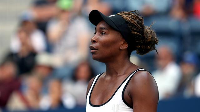 Venus Williams si arrende alla Svitolina, ma a testa alta. Pliskova avanti facile