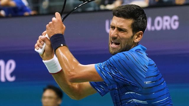 Tennis : la troisième journée de l'US Open chamboulée par la pluie
