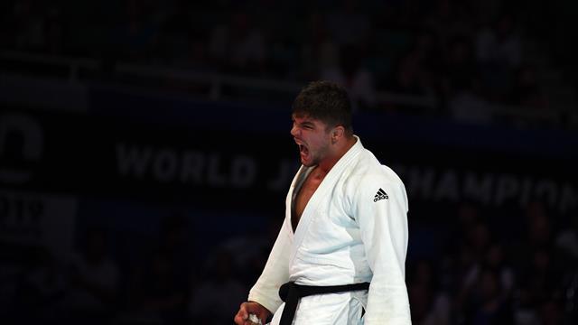 WK Judo | GOUD! Van 't End wint WK-goud in Tokio