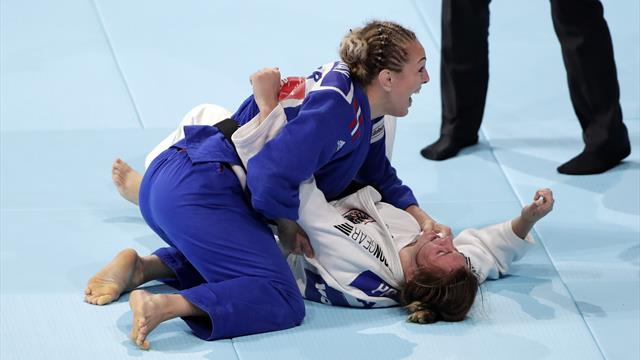 Conway wins bronze for GB at Judo World Championships