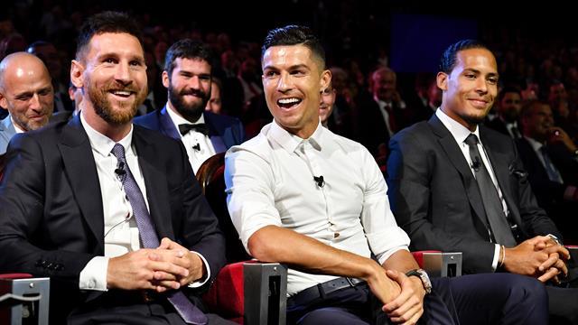 """L'échange génial entre Messi et Ronaldo : """"C'est vrai qu'on n'a jamais dîné ensemble..."""""""