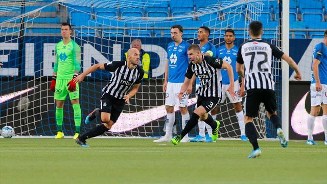 Partizan knuste Moldes Europa-drøm: – Vi er skikkelig skuffa