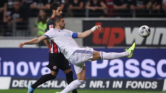 Paciencia scores late winner as Eintracht edge Fortuna