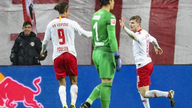 Борусия (М) ще търси първа победа срещу вдъхновения Лайпциг