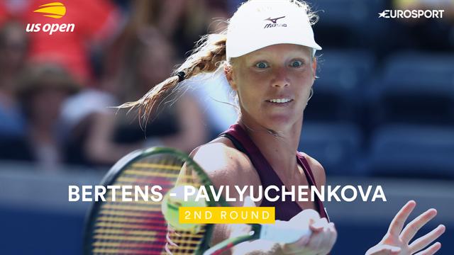 US OpenSamenvatting | Bertens - Pavlyuchenkova