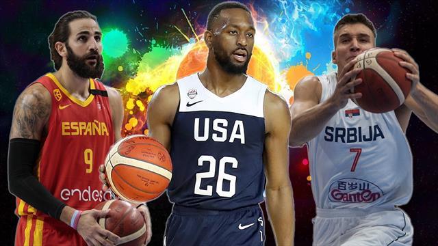 Power rankings: dal Team USA all'Italia, le 10 squadre più forti dei Mondiali di Cina