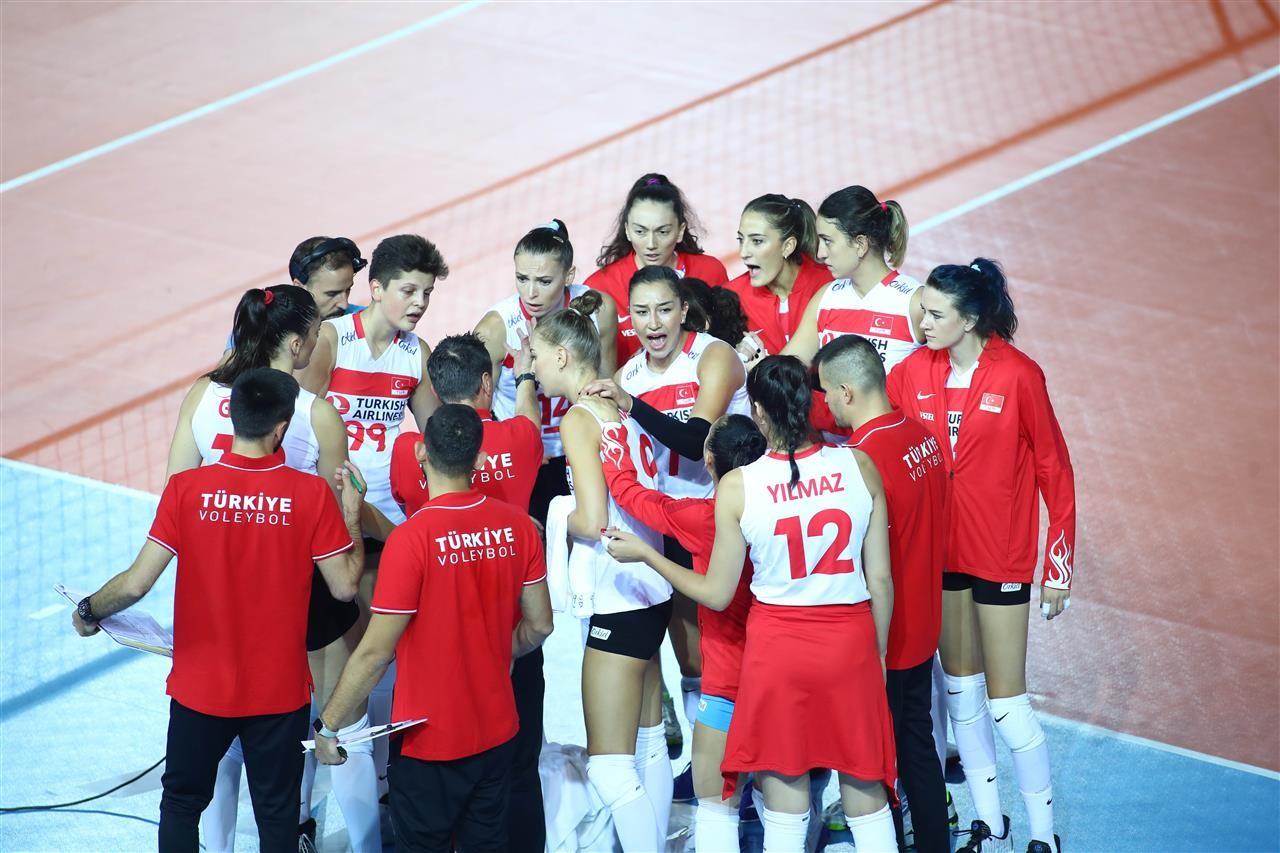 Türkiye, 2019 Avrupa Kadınlar Voleybol Şampiyonası