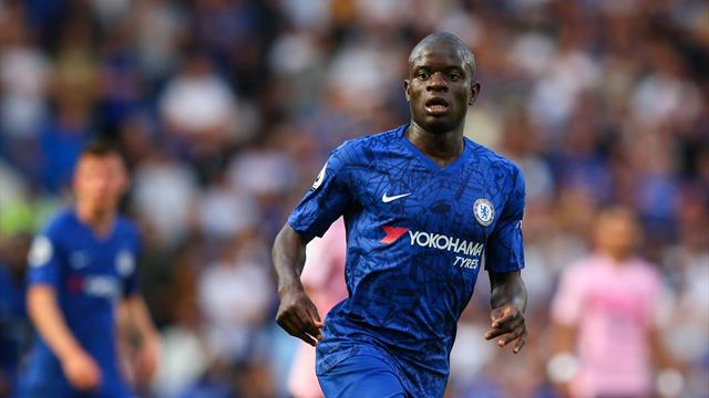 Real and Juve battle to sign Kante - Paper Round
