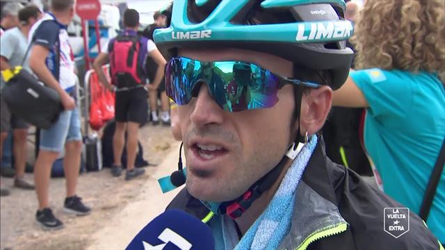 """Izagirre: """"Volevano vincere la tappa con Lopez, ma abbiamo comunque preso la maglia"""""""