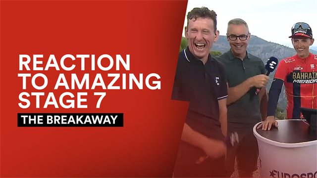 The Breakaway - 'First week of racing has been absolutely brilliant!'