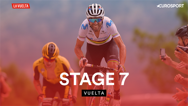 Highlights of Stage 7 as four race favourites tear it up on final climb